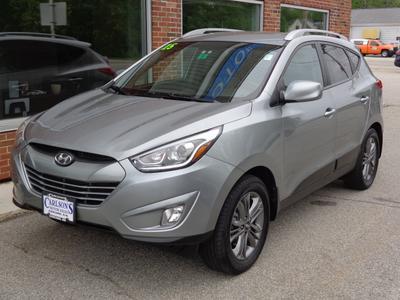 Used 2015 Hyundai Tucson SE
