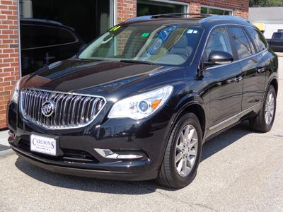 Used 2014 Buick Enclave Leather