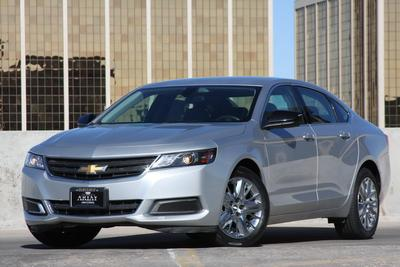 Used 2014 Chevrolet Impala 1LS