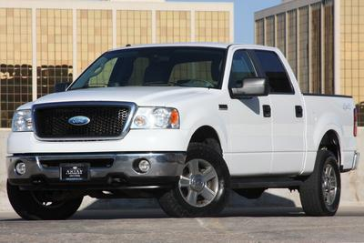 Used 2008 Ford F-150 XLT SuperCrew