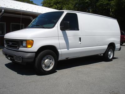 Used 2005 Ford E150