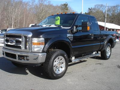 Used 2008 Ford F-250 XLT SuperCab Super Duty