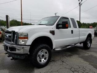 Used 2009 Ford F-350 XLT SuperCab Super Duty