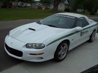 Used 1998 Chevrolet Camaro SS