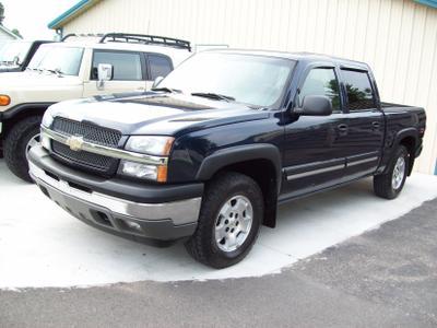 Used 2005 Chevrolet Silverado 1500 LT Crew Cab