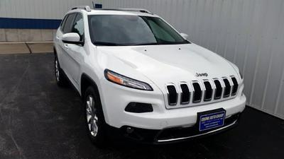 Used 2015 Jeep Cherokee Limited