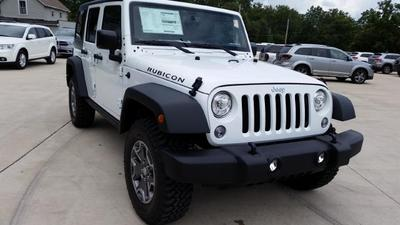 New 2017 Jeep Wrangler Unlimited Rubicon