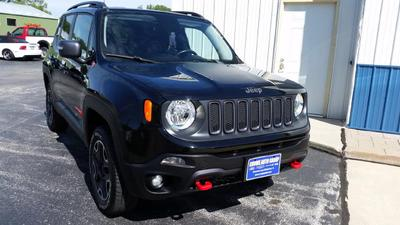 Used 2015 Jeep Renegade Trailhawk