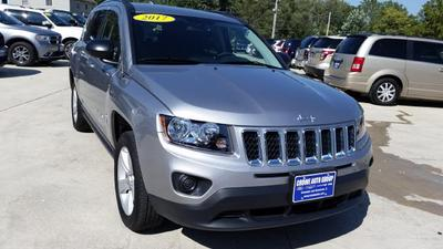 Used 2017 Jeep Compass Sport