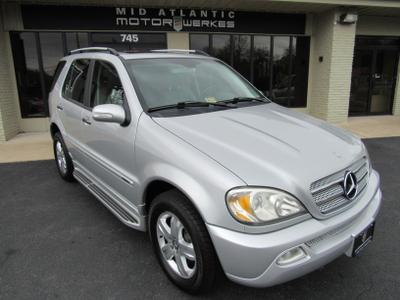 Used 2005 Mercedes-Benz ML500