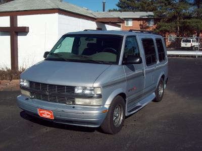 Used 2000 Chevrolet Astro LS