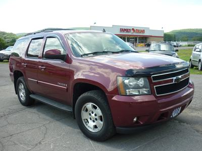 Used 2008 Chevrolet Tahoe LT