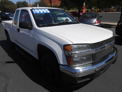 Used 2008 Chevrolet Colorado LS