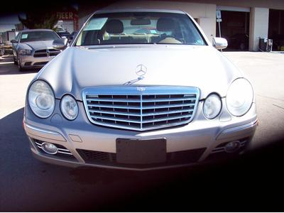 Used 2008 Mercedes-Benz E350 4MATIC