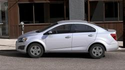 Used 2013 Chevrolet Sonic LT