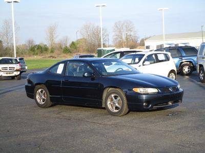 Used 2002 Pontiac Grand Prix GT