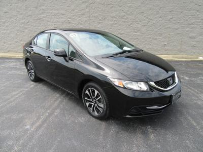 Used 2013 Honda Civic EX