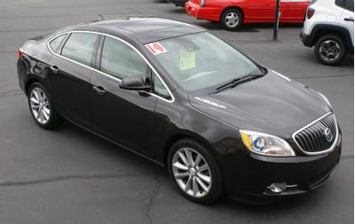 Used 2014 Buick Verano Convenience
