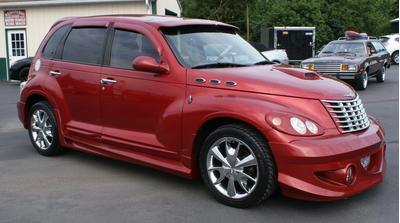 Used 2001 Chrysler PT Cruiser
