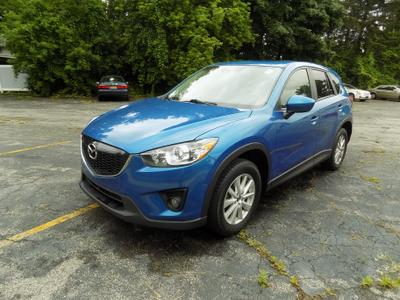Used 2013 Mazda CX-5 Touring