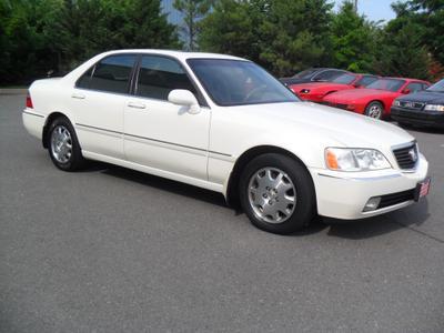 Used 2004 Acura RL 3.5