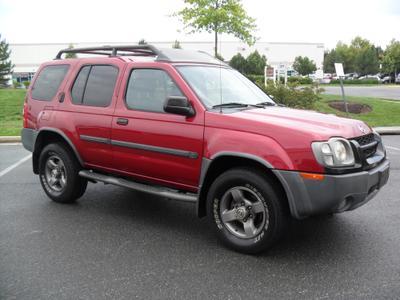 Used 2003 Nissan Xterra SE