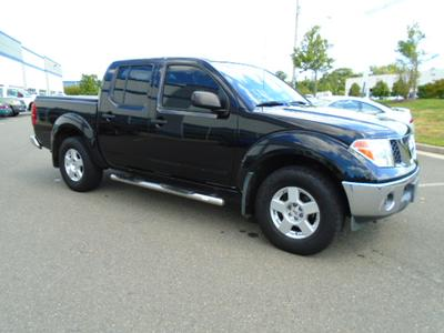 Used 2006 Nissan Frontier SE Crew Cab