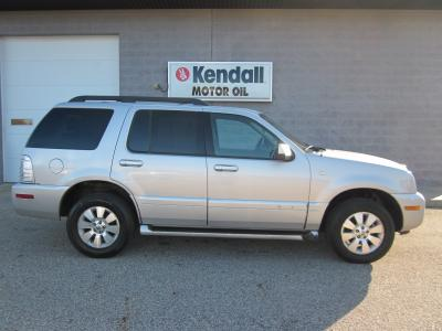 Used 2008 Mercury Mountaineer Base