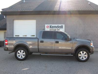 Used 2007 Ford F-150 FX4 SuperCrew