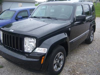 Used 2009 Jeep Liberty Sport