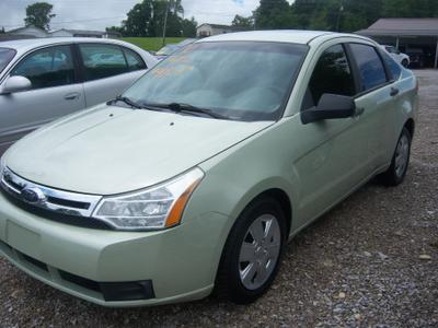 Used 2010 Ford Focus S