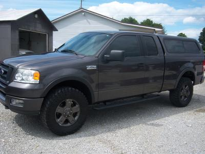 Used 2005 Ford F-150 FX4 SuperCab