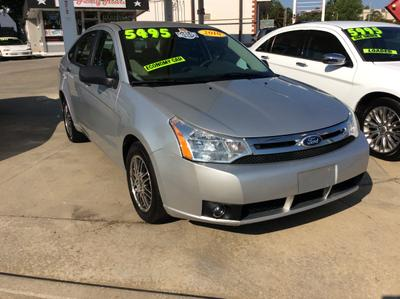 Used 2010 Ford Focus SE