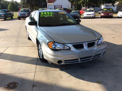 Used 2004 Pontiac Grand Am SE