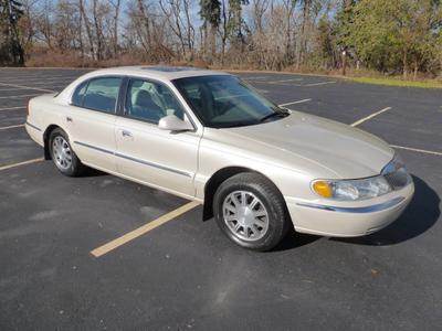 Used 2001 Lincoln Continental