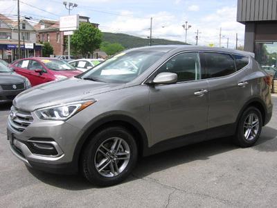 Used 2017 Hyundai Santa Fe Sport 2.4L