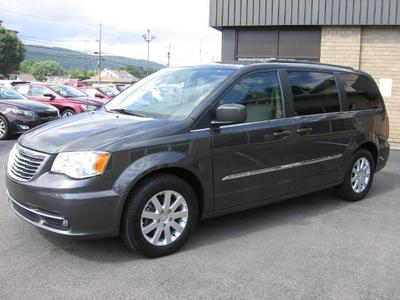 Used 2015 Chrysler Town & Country Touring