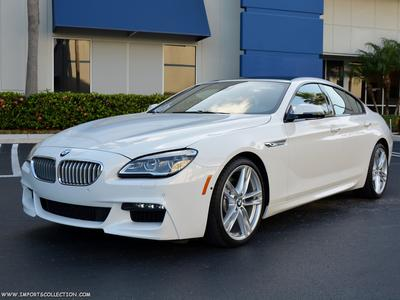 Used 2016 BMW 640 Gran Coupe i