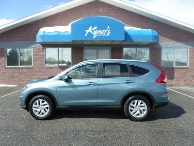Used 2016 Honda CR-V EX-L