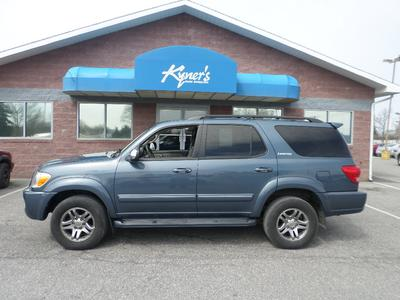 Used 2007 Toyota Sequoia Limited