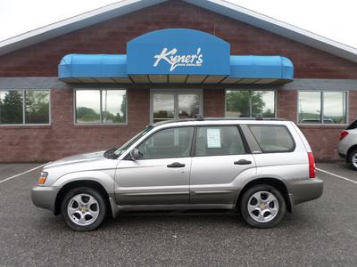 Used 2003 Subaru Forester XS