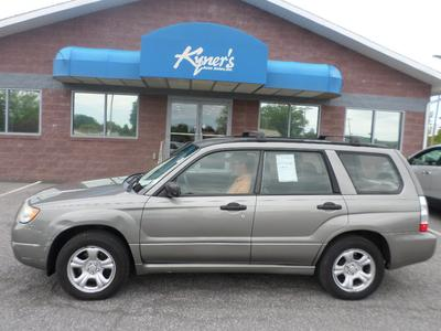 Used 2006 Subaru Forester 2.5X