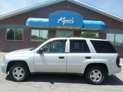 Used 2008 Chevrolet TrailBlazer LS