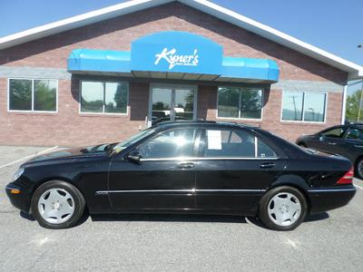Used 2002 Mercedes-Benz S 600