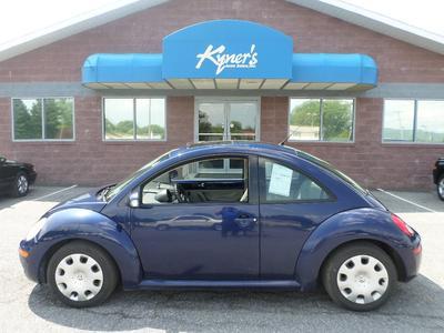 Used 2007 Volkswagen New Beetle GLS