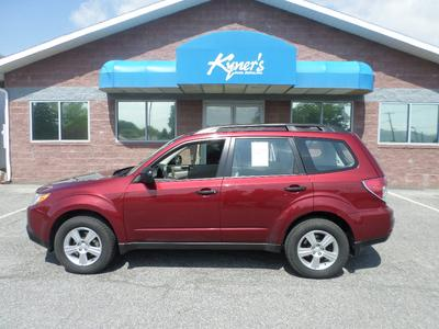 Used 2013 Subaru Forester 2.5X