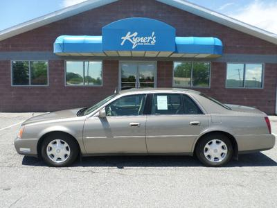 Used 2002 Cadillac DeVille Base
