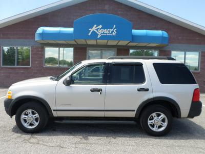 Used 2005 Ford Explorer XLS