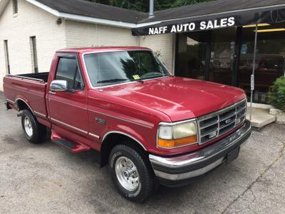 Used 1995 Ford F-150 XLT