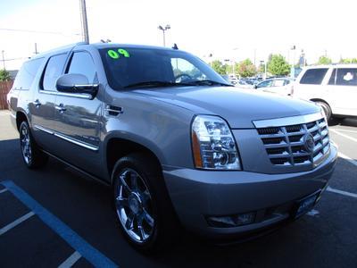 Used 2009 Cadillac Escalade ESV